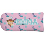 Cowgirl Putter Cover (Personalized)