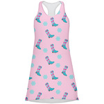 Cowgirl Racerback Dress (Personalized)