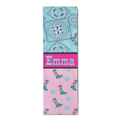 Cowgirl Runner Rug - 3.66'x8' (Personalized)