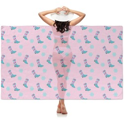 Cowgirl Sheer Sarong (Personalized)