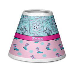 Cowgirl Chandelier Lamp Shade (Personalized)