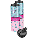 Cowgirl Stainless Steel Skinny Tumbler (Personalized)