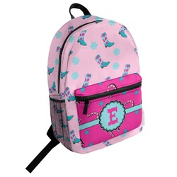 Cowgirl Student Backpack (Personalized)