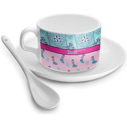 Cowgirl Tea Cup - Single (Personalized)