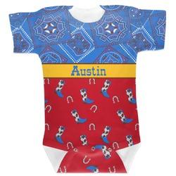 Cowboy Baby Bodysuit (Personalized)