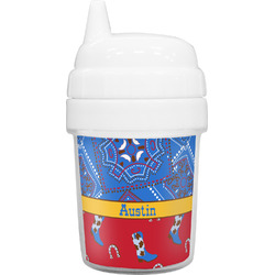 Cowboy Baby Sippy Cup (Personalized)