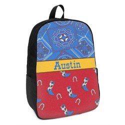 Cowboy Kids Backpack (Personalized)
