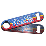 Cowboy Bar Bottle Opener w/ Name or Text