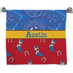 Cowboy Bath Towel (Personalized)