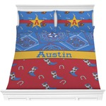 Cowboy Comforters (Personalized)