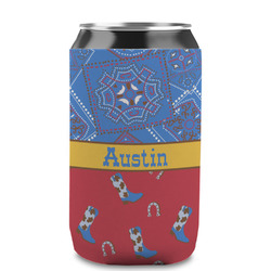 Cowboy Can Sleeve (12 oz) (Personalized)
