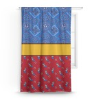 Cowboy Curtain (Personalized)