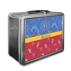 Cowboy Lunch Box (Personalized)