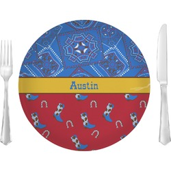 Cowboy Dinner Plate (Personalized)