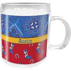Cowboy Acrylic Kids Mug (Personalized)