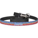Cowboy Dog Leash (Personalized)
