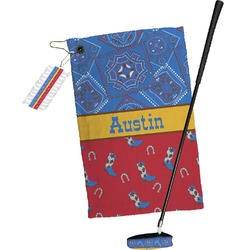 Cowboy Golf Towel Gift Set (Personalized)