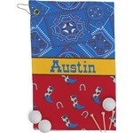 Cowboy Golf Towel - Full Print (Personalized)