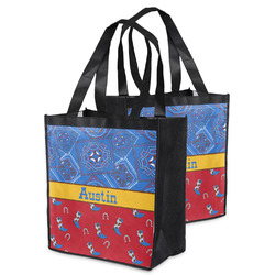 Cowboy Grocery Bag (Personalized)