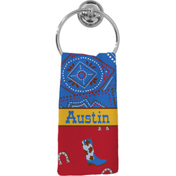 Cowboy Hand Towel - Full Print (Personalized)