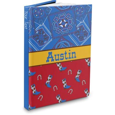 Cowboy Hardbound Journal (Personalized)