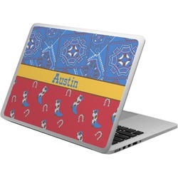 Cowboy Laptop Skin - Custom Sized (Personalized)