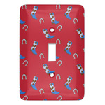 Cowboy Light Switch Covers (Personalized)