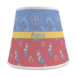 Cowboy Empire Lamp Shade (Personalized)