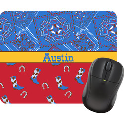 Cowboy Mouse Pad (Personalized)
