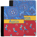 Cowboy Notebook Padfolio w/ Name or Text