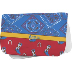 Cowboy Burp Cloth (Personalized)