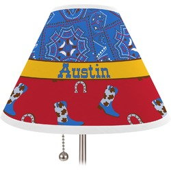 Cowboy Lamp Shade (Personalized)