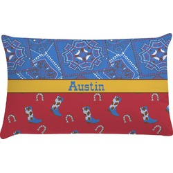 Cowboy Pillow Case (Personalized)