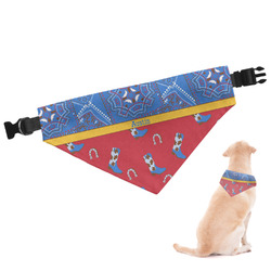 Cowboy Dog Bandana (Personalized)