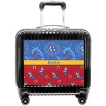 Cowboy Pilot / Flight Suitcase (Personalized)