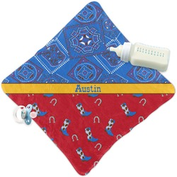 Cowboy Security Blanket (Personalized)