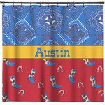 Cowboy Shower Curtain (Personalized)