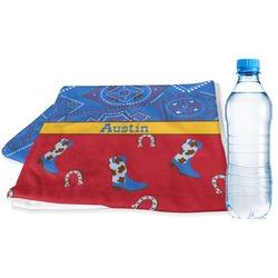 Cowboy Sports Towel (Personalized)