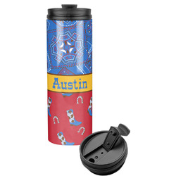 Cowboy Stainless Steel Tumbler (Personalized)