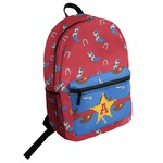 Cowboy Student Backpack (Personalized)