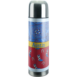 Cowboy Stainless Steel Thermos (Personalized)