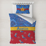 Cowboy Toddler Bedding w/ Name or Text