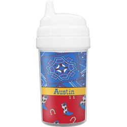 Cowboy Toddler Sippy Cup (Personalized)