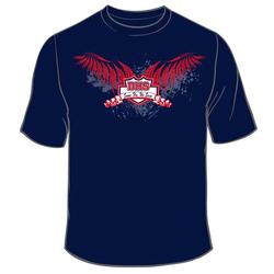 Dawson High Wings Design T-Shirts