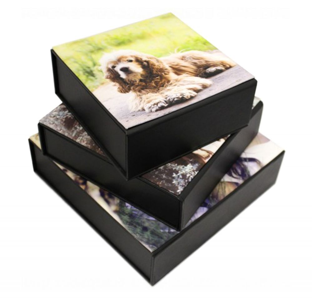 Special Keepsake Box multiple sizes stacked