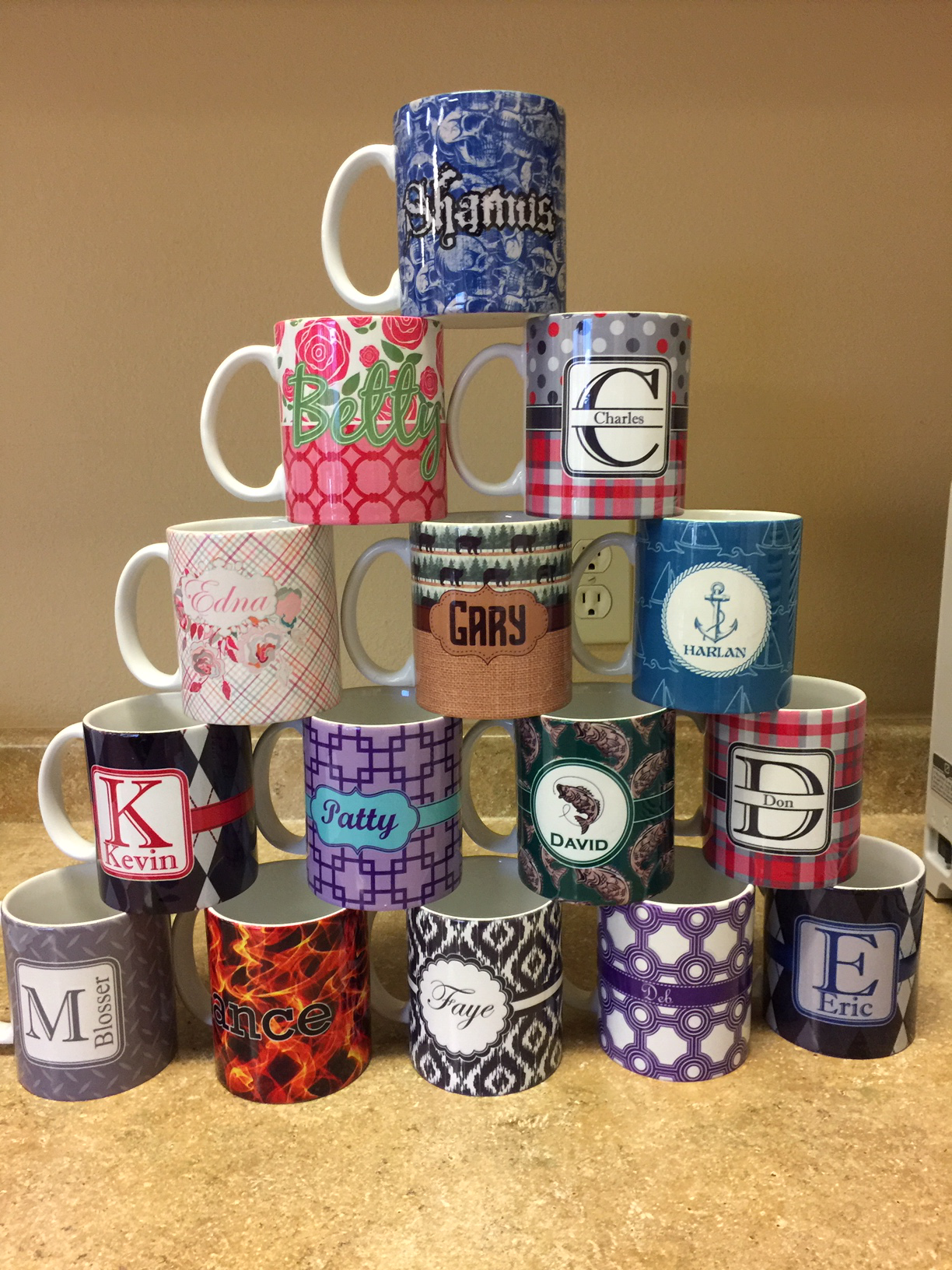 Design Your Own Coffee Mugs Youcustomizeit