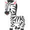 Zebras Templates for Coolie Lamp Shades