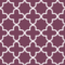 Quatrefoil Pattern Templates for Baby Swaddling Blankets