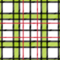 Plaid Templates for Tablecloths
